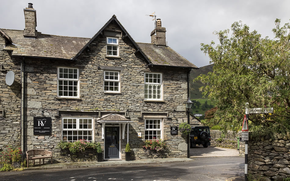 How to find Raise View B&B in Grasmere